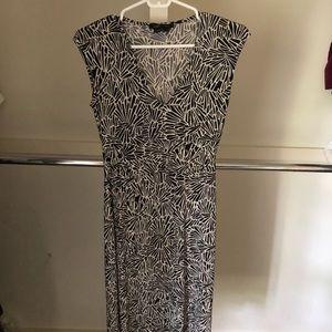 Bcbg maxazaria capsleeve dress